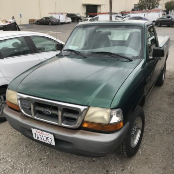 classifieds  for sale 1999 ford ranger electric
