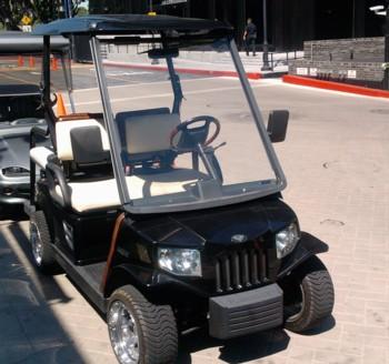 NEVs  Stroke Yamaha Golf Cart Ler on